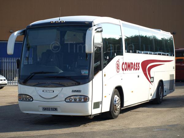 Scania Irizar Century SK02OZM