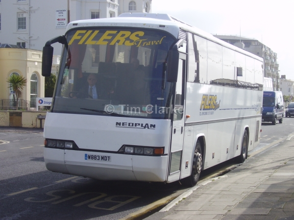 MAN Neoplan W883MDT with Filers