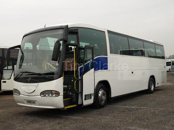 Scania Irizar Century Y858LRX