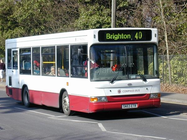 Transbus Dart SN53ETR