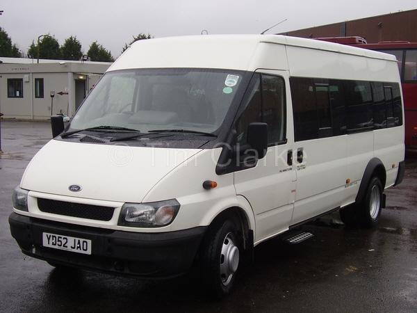 Ford Transit Minibus YD52JAO