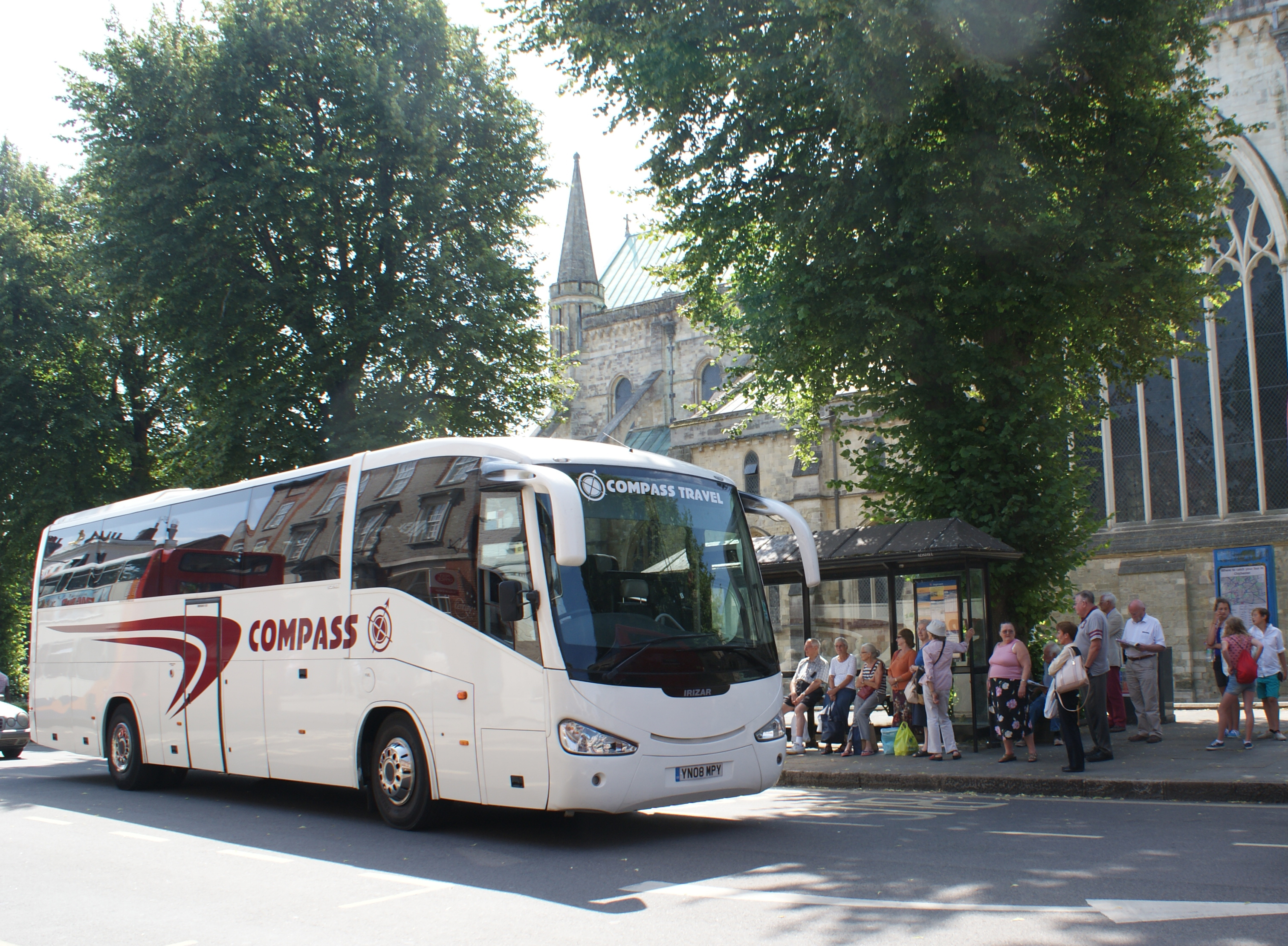 Coach Hire With Compass Travel Compass Travel