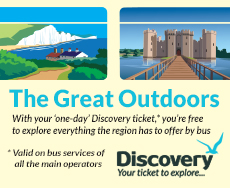 Discover the South East