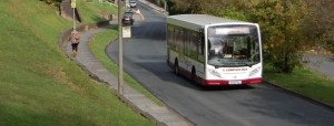 Compass Travel Bus services in Sussex and Surrey
