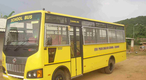 Compass Charity Bus