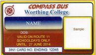 worthing college pass sample