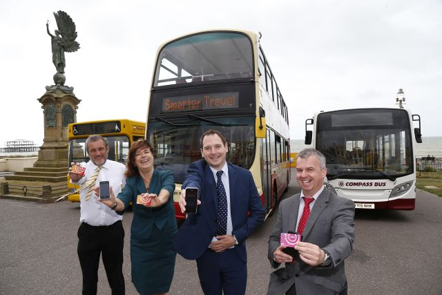 City's Keycard bus network expanded.