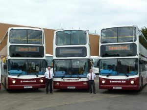 Compass Travel Bus Company
