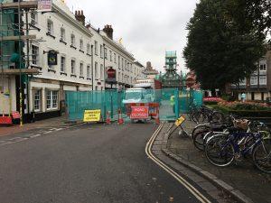 Chichester Road Closure