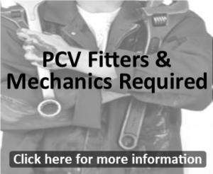 PCV Mechanic Jobs