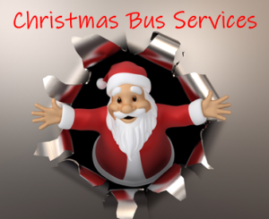 Compass Bus Christmas Bus Services